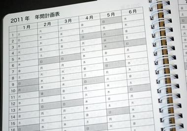 手帳を効果的なマネジメントツールに活用