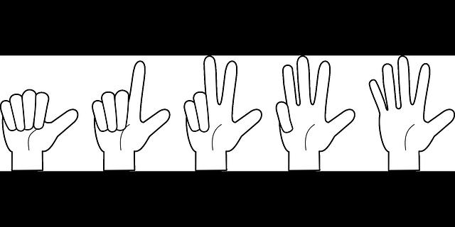 印刷物の文章作成に必要な5つの基本注意点