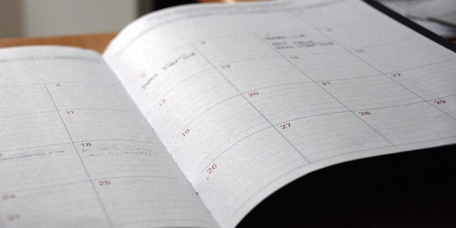 効果的な販促カレンダーと売上目標の作り方