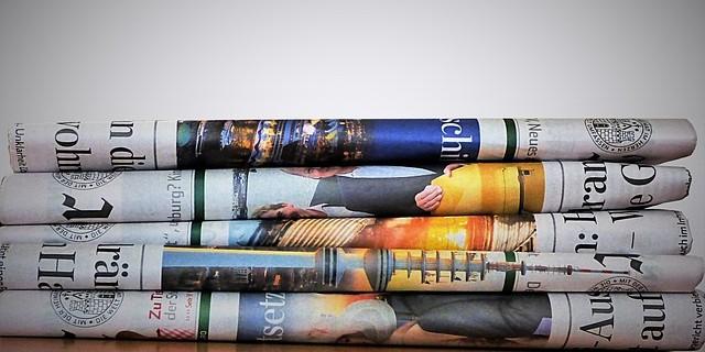 折込チラシの出稿基準とは?新聞全国5大紙の特徴と読者層