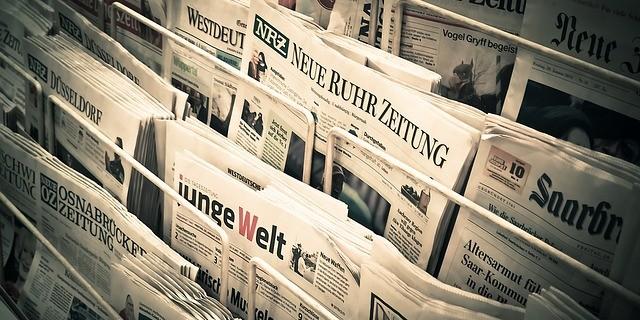 新聞全国紙の媒体資料と比較まとめ